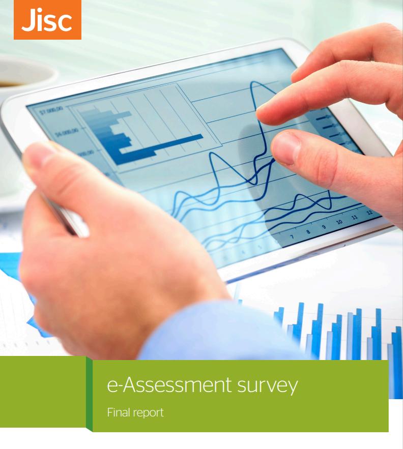 e-Assessment Survey of post-16 providers