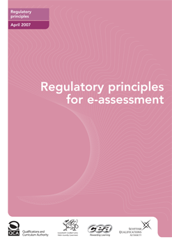 Principles of e-Assessment
