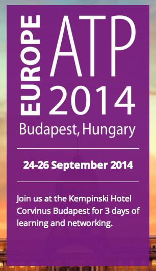 E-ATP Conference 2014