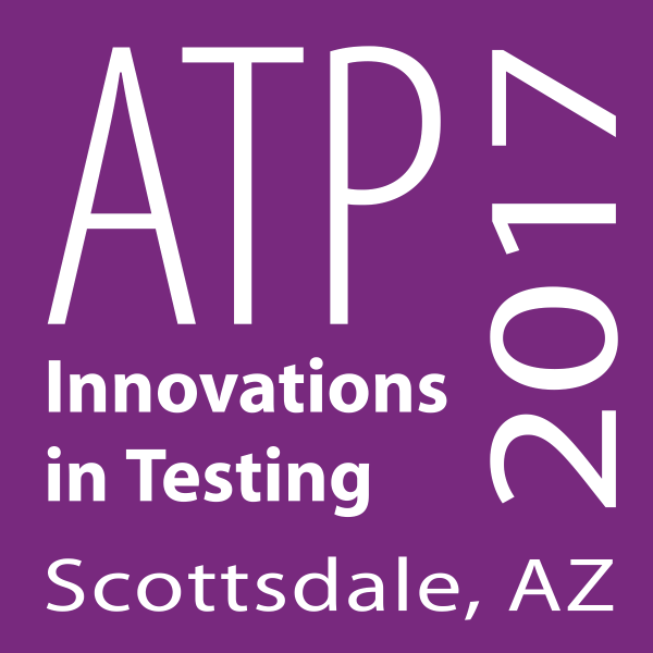 ATP Conference 2017: Innovations in Testing