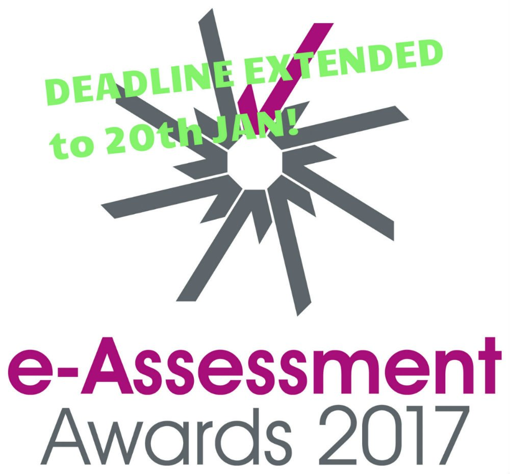 Deadline extended for entries to the e-Assessment Awards 2017