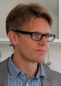 Professor Ola Hammarsten