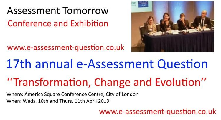 The e-Assessment Question 2019