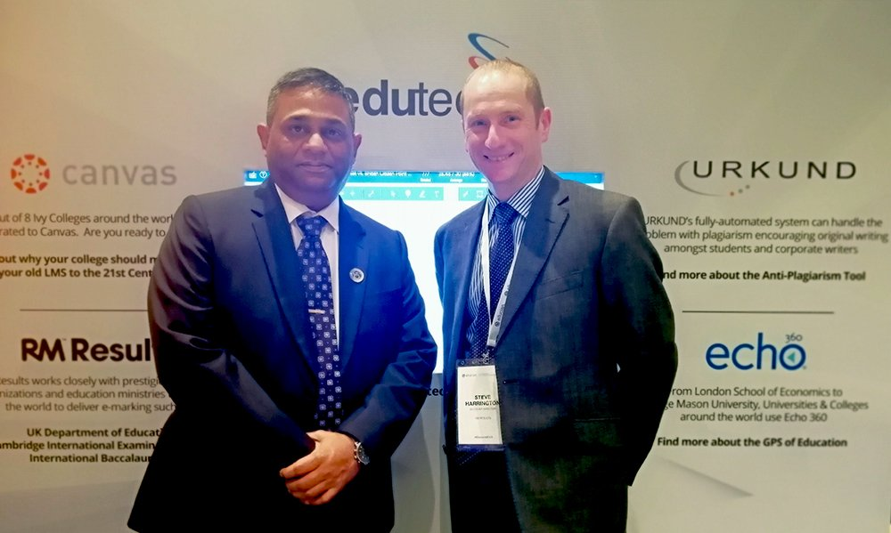 RM Results partners with Edutech to provide e-marking services in the Middle East
