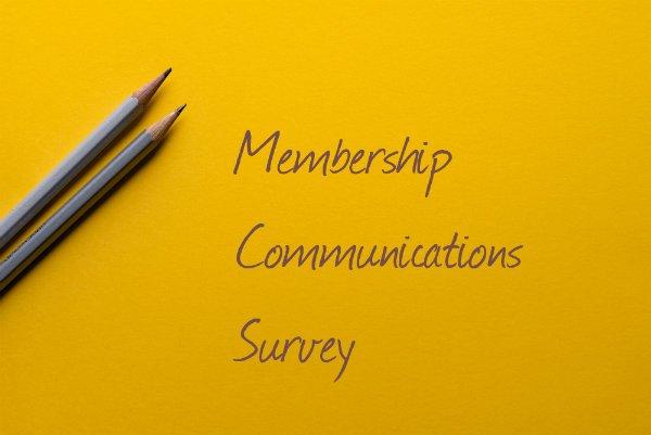 Membership Communications Survey