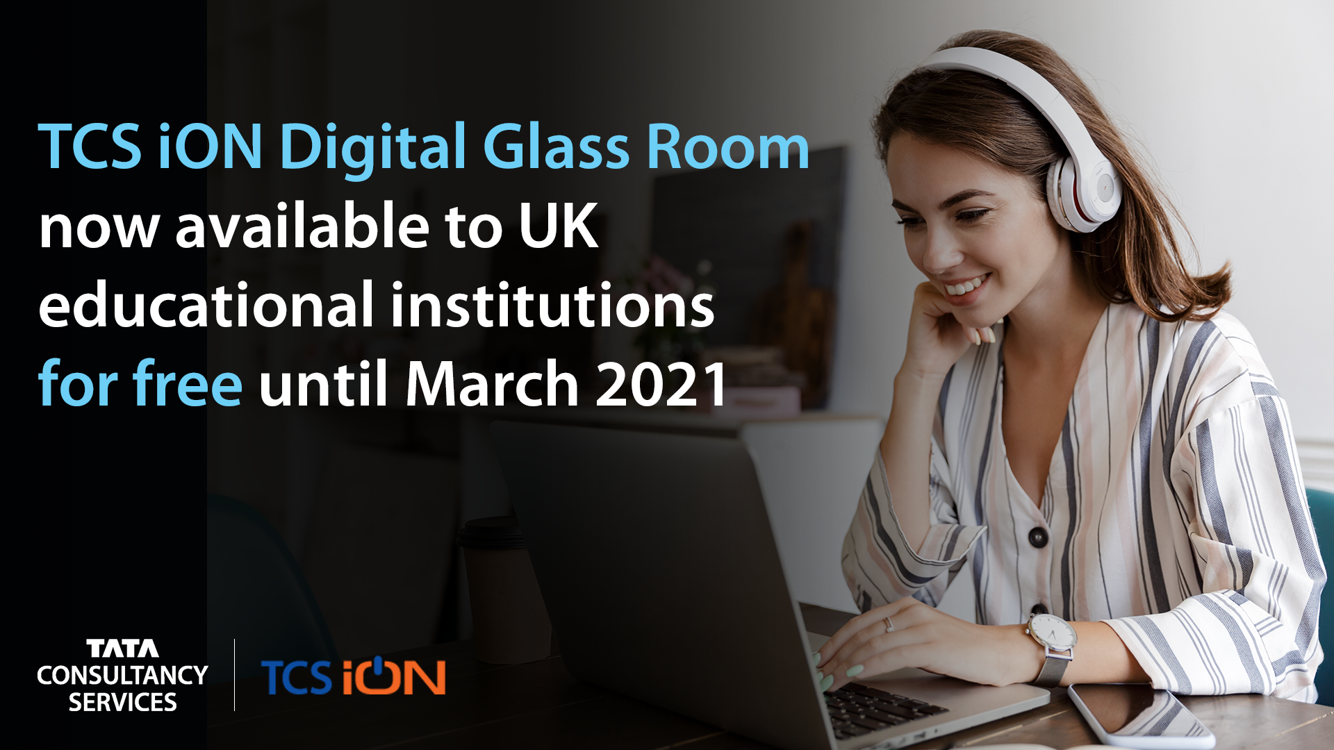New digital class room platform from TCS iON