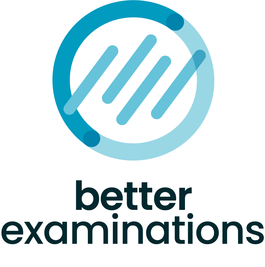 BetterExaminations is a modern end-to-end high-stake examinations platform that supports educators and learners. Through an extremely easy to use cloud-based platform, candidates can sit exams from anywhere in the world, with optional online proctoring/invigilation.<br /> <br /> With over 50 question types, a comprehensive range of subjects can be examined using a wide range of devices. For the institution, the platform provides comprehensive exam management and reporting features including support for exam workflow, external examiner support, feedback / marking and features to help you manage traditional paper based exams.<br /> <br /> The BetterExaminations team comprises over 70 people based in Ireland, the UK, Poland, Australia and the US. As part of the Terminalfour Group we work with over 220 Universities, Colleges, School Boards and Awarding Bodies worldwide.<br /> <br />