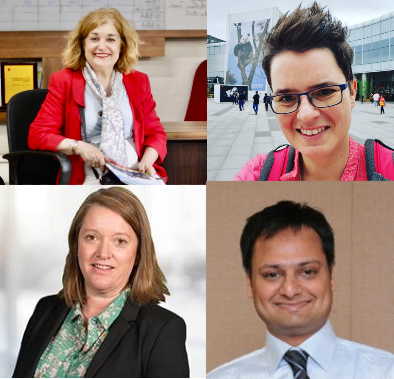 Warm welcome to our new eAA Board Members