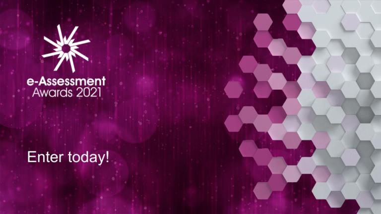 Enter the 2021 e-Assessment Awards!