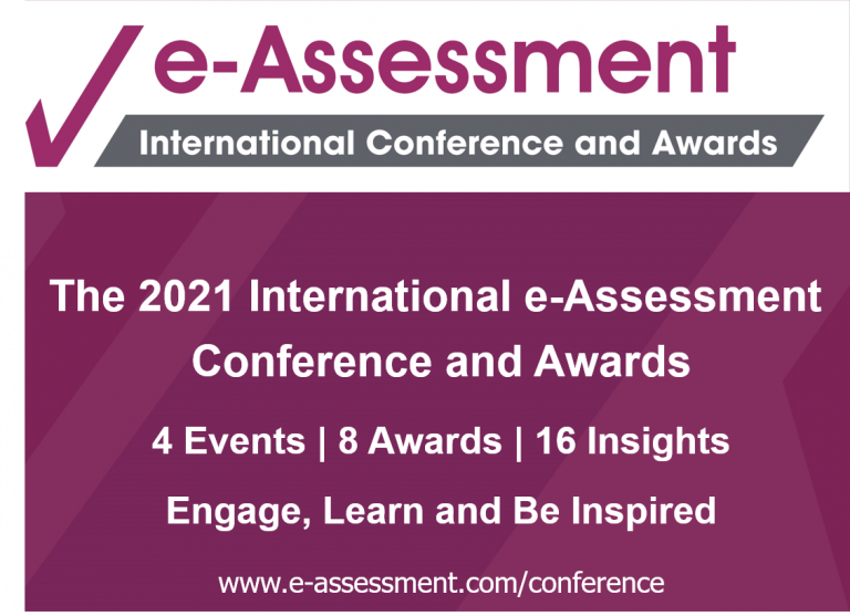 Less than a week to go to the start of the 2021 International e-Assessment Conference & Awards