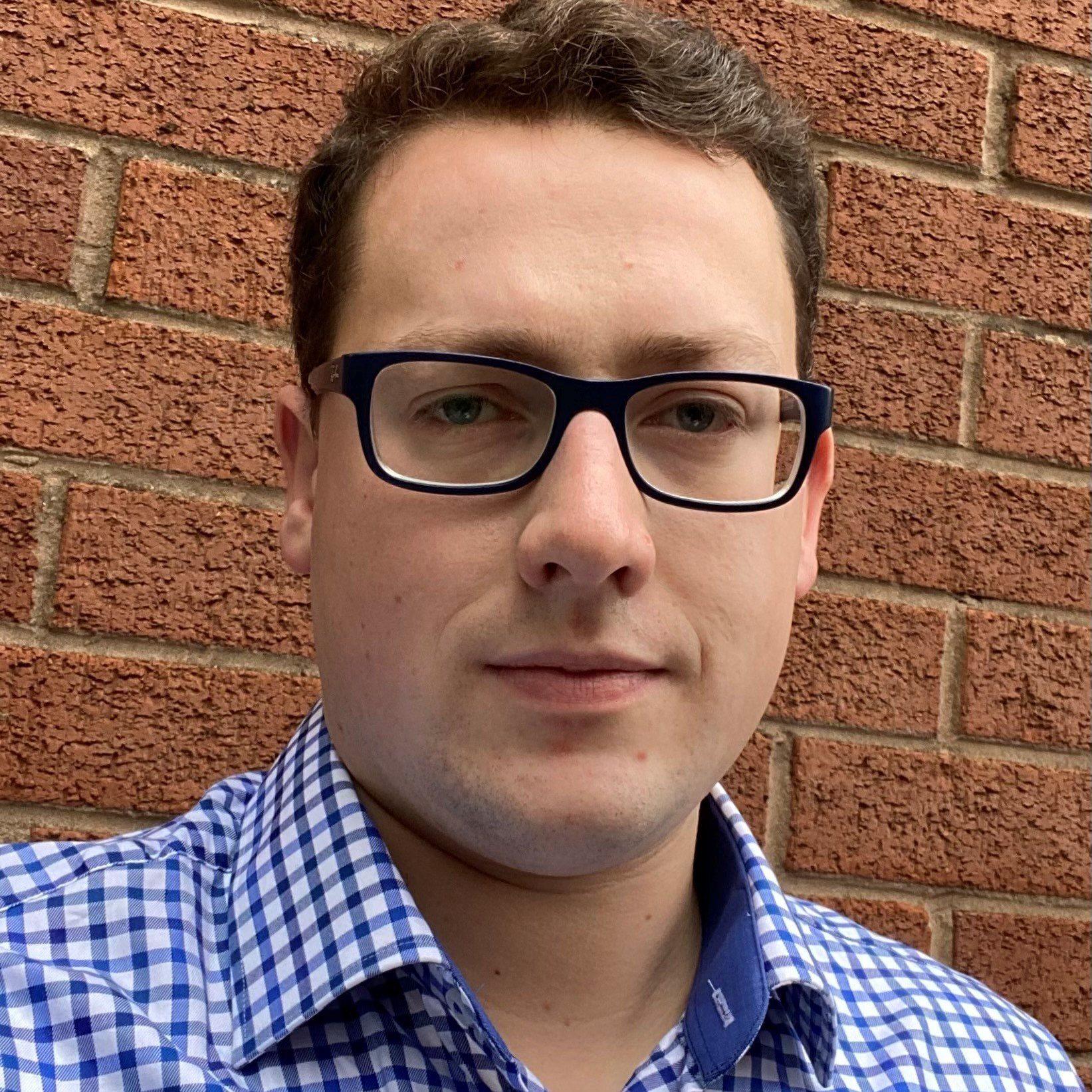 Photograph of Mark Ashton