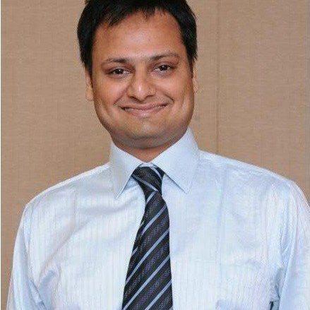 Photograph of Viral Shah
